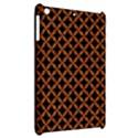 CIRCLES3 BLACK MARBLE & RUSTED METAL (R) Apple iPad Mini Hardshell Case View2
