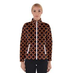 CIRCLES3 BLACK MARBLE & RUSTED METAL (R) Winterwear