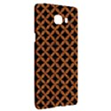 CIRCLES3 BLACK MARBLE & RUSTED METAL (R) Samsung C9 Pro Hardshell Case  View3