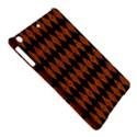 DIAMOND1 BLACK MARBLE & RUSTED METAL iPad Air Hardshell Cases View5
