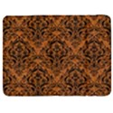 DAMASK1 BLACK MARBLE & RUSTED METAL Samsung Galaxy Tab 7  P1000 Flip Case View1