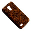 DAMASK1 BLACK MARBLE & RUSTED METAL Galaxy S4 Mini View5