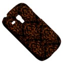 DAMASK1 BLACK MARBLE & RUSTED METAL (R) Galaxy S3 Mini View5