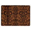 DAMASK2 BLACK MARBLE & RUSTED METAL Samsung Galaxy Tab 10.1  P7500 Flip Case View1