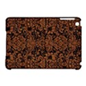 DAMASK2 BLACK MARBLE & RUSTED METAL (R) Apple iPad Mini Hardshell Case (Compatible with Smart Cover) View1
