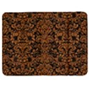 DAMASK2 BLACK MARBLE & RUSTED METAL (R) Samsung Galaxy Tab 7  P1000 Flip Case View1