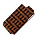 HOUNDSTOOTH1 BLACK MARBLE & RUSTED METAL Apple iPhone 5 Hardshell Case (PC+Silicone) View4