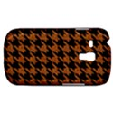 HOUNDSTOOTH1 BLACK MARBLE & RUSTED METAL Galaxy S3 Mini View1