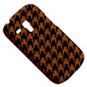 HOUNDSTOOTH1 BLACK MARBLE & RUSTED METAL Galaxy S3 Mini View5