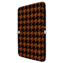 HOUNDSTOOTH1 BLACK MARBLE & RUSTED METAL Samsung Galaxy Tab 3 (10.1 ) P5200 Hardshell Case  View3
