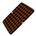 HOUNDSTOOTH1 BLACK MARBLE & RUSTED METAL Samsung Galaxy Tab 3 (10.1 ) P5200 Hardshell Case  View4