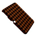 HOUNDSTOOTH1 BLACK MARBLE & RUSTED METAL Samsung Galaxy Tab 3 (10.1 ) P5200 Hardshell Case  View5