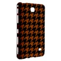 HOUNDSTOOTH1 BLACK MARBLE & RUSTED METAL Samsung Galaxy Tab 4 (8 ) Hardshell Case  View3