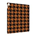 HOUNDSTOOTH1 BLACK MARBLE & RUSTED METAL Apple iPad Pro 10.5   Hardshell Case View2