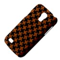 HOUNDSTOOTH2 BLACK MARBLE & RUSTED METAL Galaxy S4 Mini View4