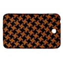 HOUNDSTOOTH2 BLACK MARBLE & RUSTED METAL Samsung Galaxy Tab 3 (7 ) P3200 Hardshell Case  View1