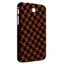 HOUNDSTOOTH2 BLACK MARBLE & RUSTED METAL Samsung Galaxy Tab 3 (7 ) P3200 Hardshell Case  View2