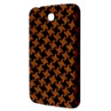 HOUNDSTOOTH2 BLACK MARBLE & RUSTED METAL Samsung Galaxy Tab 3 (7 ) P3200 Hardshell Case  View3
