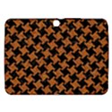 HOUNDSTOOTH2 BLACK MARBLE & RUSTED METAL Samsung Galaxy Tab 3 (10.1 ) P5200 Hardshell Case  View1