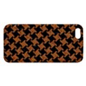 HOUNDSTOOTH2 BLACK MARBLE & RUSTED METAL iPhone 5S/ SE Premium Hardshell Case View1