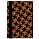 HOUNDSTOOTH2 BLACK MARBLE & RUSTED METAL iPad Mini 2 Flip Cases View4