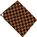 HOUNDSTOOTH2 BLACK MARBLE & RUSTED METAL Apple iPad Pro 12.9   Hardshell Case View4