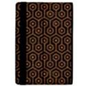 HEXAGON1 BLACK MARBLE & RUSTED METAL (R) iPad Air Flip View4