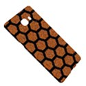 HEXAGON2 BLACK MARBLE & RUSTED METAL Samsung C9 Pro Hardshell Case  View5