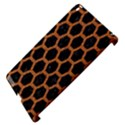 HEXAGON2 BLACK MARBLE & RUSTED METAL (R) Apple iPad 3/4 Hardshell Case (Compatible with Smart Cover) View4