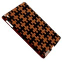 PUZZLE1 BLACK MARBLE & RUSTED METAL Apple iPad 3/4 Hardshell Case (Compatible with Smart Cover) View5