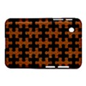 PUZZLE1 BLACK MARBLE & RUSTED METAL Samsung Galaxy Tab 2 (7 ) P3100 Hardshell Case  View1