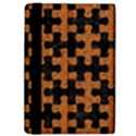 PUZZLE1 BLACK MARBLE & RUSTED METAL iPad Air Flip View4