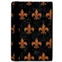 ROYAL1 BLACK MARBLE & RUSTED METAL iPad Air 2 Flip View4