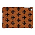 ROYAL1 BLACK MARBLE & RUSTED METAL (R) Apple iPad Mini Hardshell Case (Compatible with Smart Cover) View1