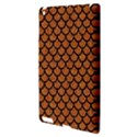 SCALES1 BLACK MARBLE & RUSTED METAL Apple iPad 3/4 Hardshell Case View3