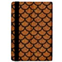 SCALES1 BLACK MARBLE & RUSTED METAL iPad Mini 2 Flip Cases View4