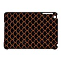 SCALES1 BLACK MARBLE & RUSTED METAL (R) Apple iPad Mini Hardshell Case (Compatible with Smart Cover) View1