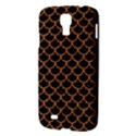 SCALES1 BLACK MARBLE & RUSTED METAL (R) Samsung Galaxy S4 I9500/I9505 Hardshell Case View3
