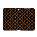 SCALES1 BLACK MARBLE & RUSTED METAL (R) Samsung Galaxy Tab 2 (10.1 ) P5100 Hardshell Case  View1