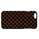 SCALES1 BLACK MARBLE & RUSTED METAL (R) Apple iPhone 6 Plus/6S Plus Hardshell Case View1