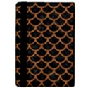 SCALES1 BLACK MARBLE & RUSTED METAL (R) Apple iPad Pro 12.9   Flip Case View4