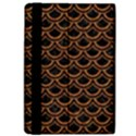 SCALES2 BLACK MARBLE & RUSTED METAL (R) Apple iPad Pro 12.9   Flip Case View4