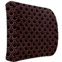 SCALES2 BLACK MARBLE & RUSTED METAL (R) Back Support Cushion View2