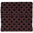 SCALES2 BLACK MARBLE & RUSTED METAL (R) Back Support Cushion View4
