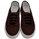 SCALES2 BLACK MARBLE & RUSTED METAL (R) Men s Classic Low Top Sneakers View1