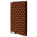 SCALES3 BLACK MARBLE & RUSTED METAL Apple iPad 3/4 Hardshell Case View3