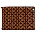 SCALES3 BLACK MARBLE & RUSTED METAL Apple iPad Mini Hardshell Case View1