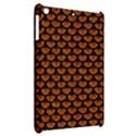 SCALES3 BLACK MARBLE & RUSTED METAL Apple iPad Mini Hardshell Case View2
