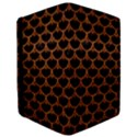 SCALES3 BLACK MARBLE & RUSTED METAL (R) iPad Mini 2 Flip Cases View3