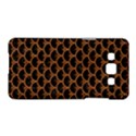 SCALES3 BLACK MARBLE & RUSTED METAL (R) Samsung Galaxy A5 Hardshell Case  View1
